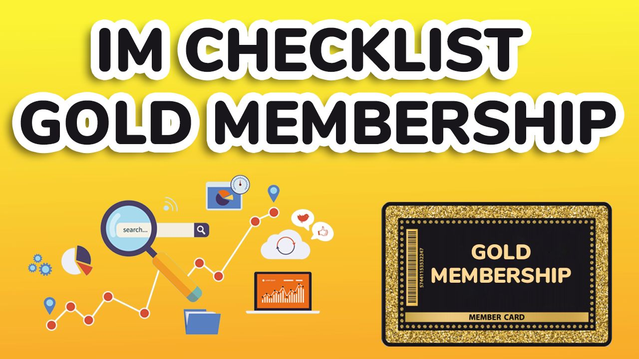 IM Checklist Gold Edition Review